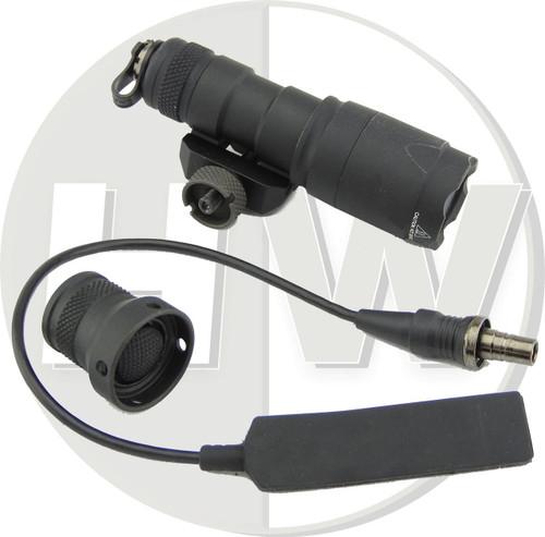 Emerson Surefire Style M300 Scout Weapon Light Torch Cree Led Black