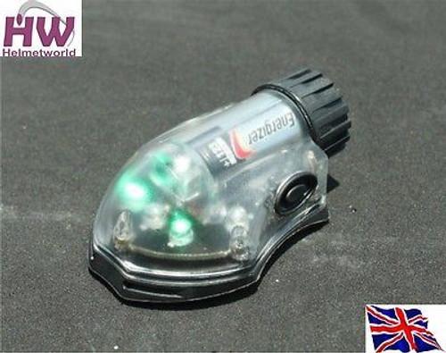 Light Flashlight Ir Green Helmet Manta Strobe Black Uk
