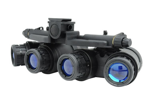 Dummy Quad Night Vision Goggles Black Gpnvg 18 Uk Nvg