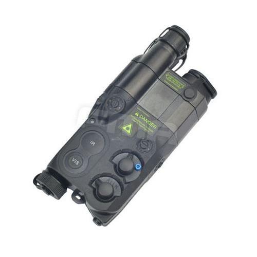 Dummy An/Peq16 Battery Box Case Black Lipo Nimh Aeg Ris Ras Rail Peq 16