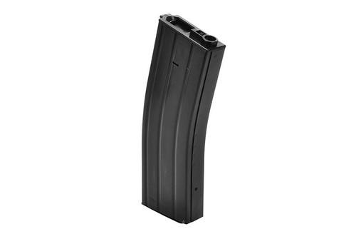 M4 M16 Scar Metal Black Lonex Flash Magazine Mag 360Rds Asg X2 Pull Cord