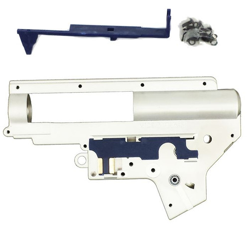 Aeg Lonex 8Mm Gearbox M4 V2 Version 2 Chromium Plated Uk Delivery