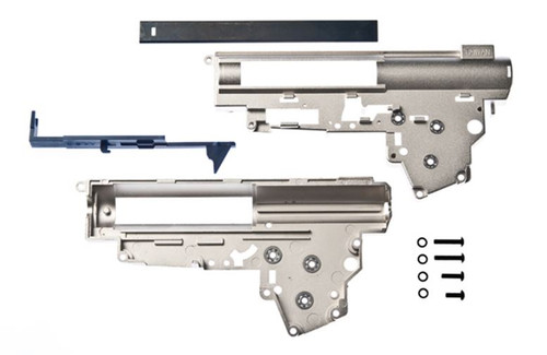 Aeg Lonex 8Mm Gearbox Ak47 V3 Version 3 Chromium Plated Uk Delivery Asg