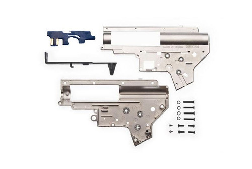 Aeg Lonex 8Mm Gearbox Mp5 Version 2 Chromium Plated Uk Delivery