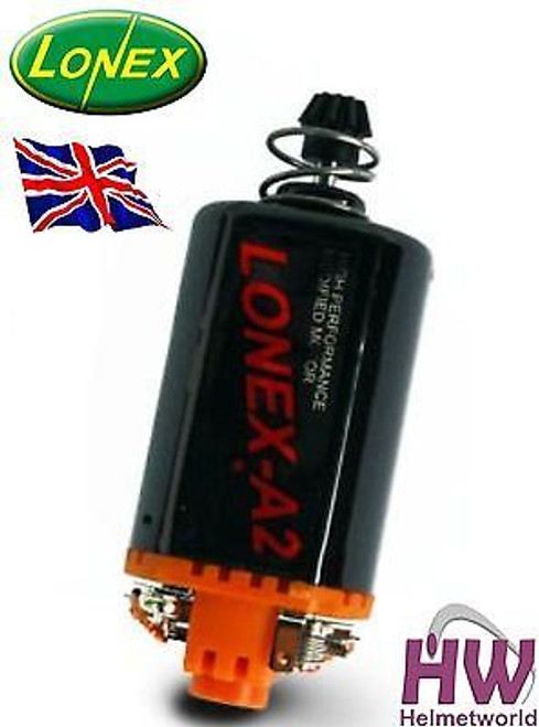 Aeg Motor High Torque Lonex A2 Orange Asg Short 170 160 140 M120 Ak47 V3