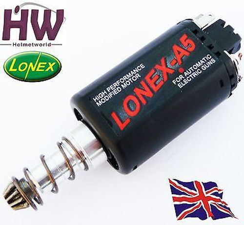 Aeg High Torque Durable Standard Motor Lonex A5 Asg Long M170 M120 M4 V2