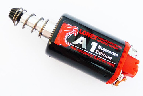 Aeg Motor High Speed Torque Lonex A1 Supreme Asg Shs Long M170 M140 M120