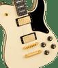 Fender Parallel Universe Volume II Troublemaker Tele® Custom, Ebony Fingerboard, Olympic White