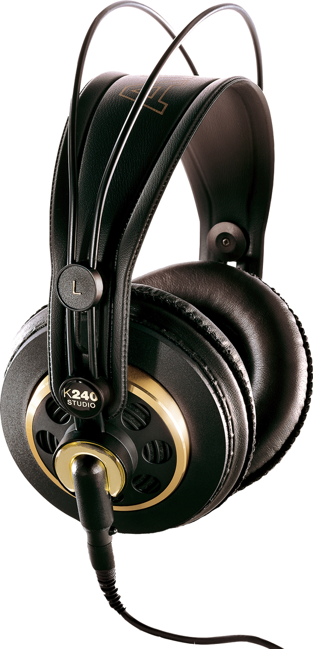 39d644c0ad9 AKG K240 Studio Professional Headphones - Keyboard Corner & KC's Rockshop