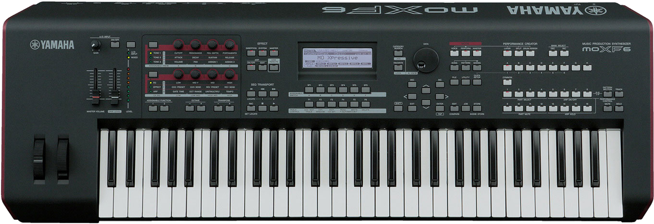 yamaha moxf6 keyboard corner kc 39 s rockshop. Black Bedroom Furniture Sets. Home Design Ideas