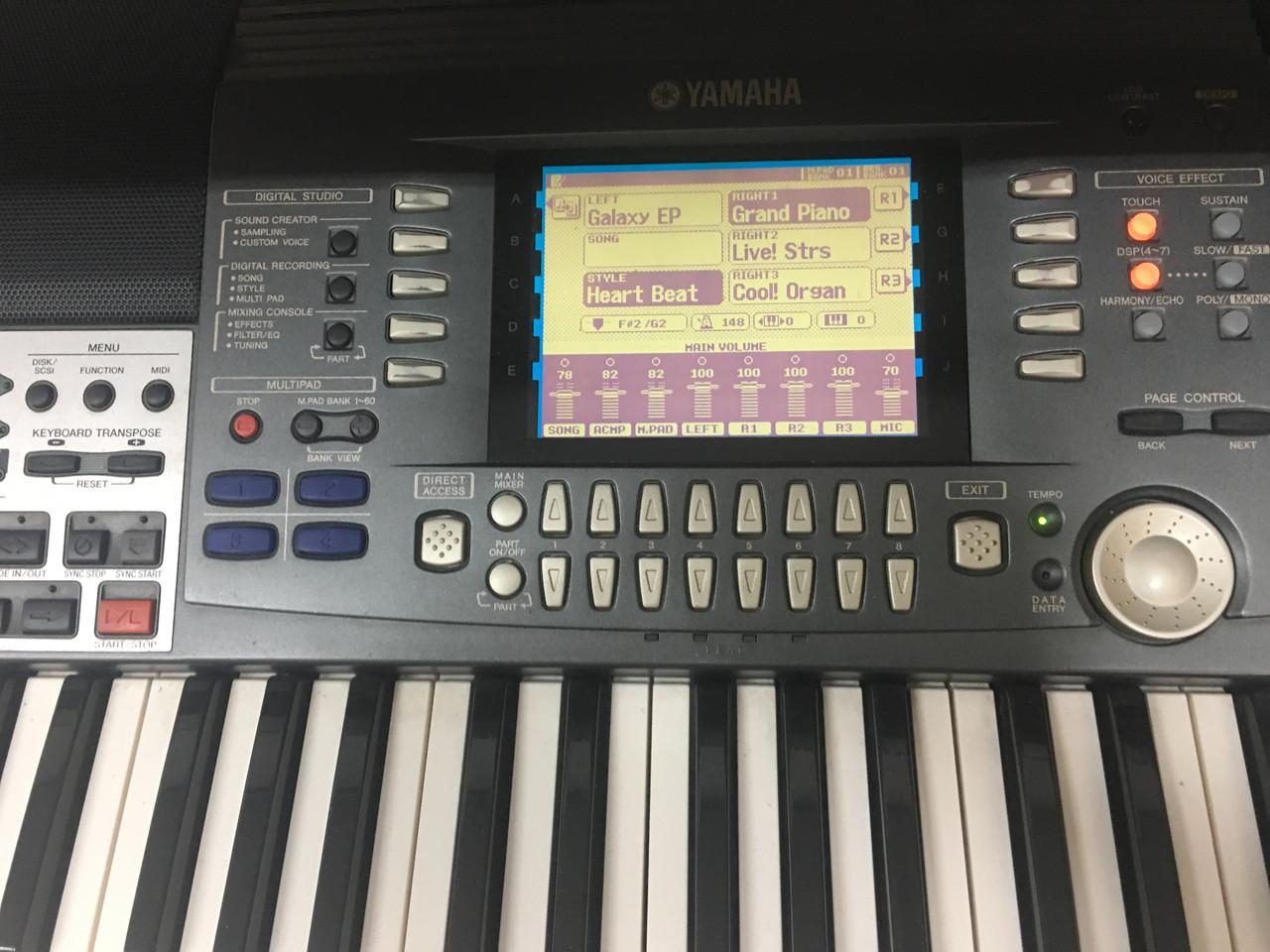 Yamaha PSR9000 Second Hand
