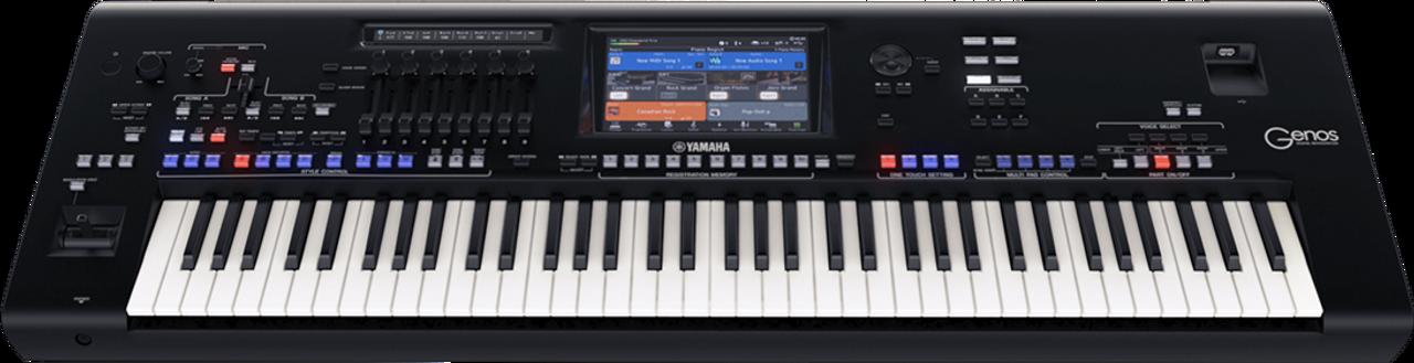 Yamaha Genos 76 key Workstation