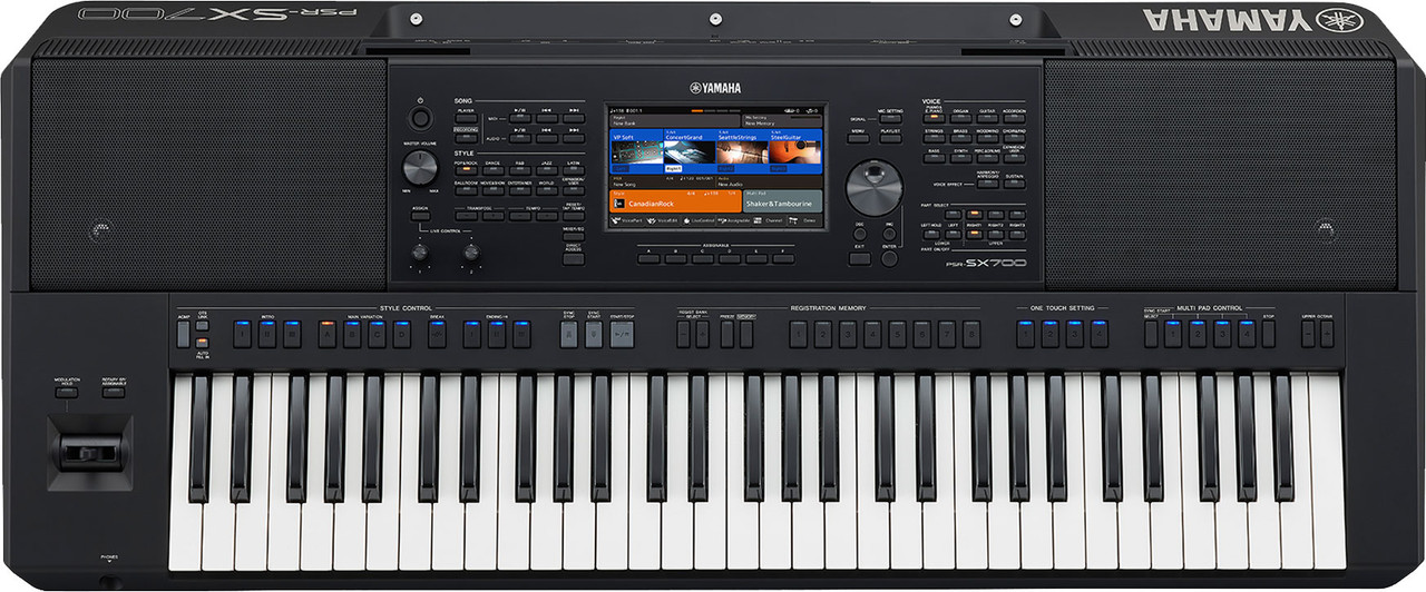 Yamaha PSR-SX700 Professional Arranger Workstation