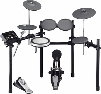 Yamaha DTX522K. *bass drum pedal not included.