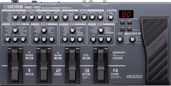 Boss ME-80 Multi-Effects Guitar Processor