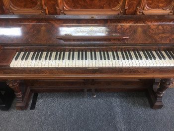 R. Lipp & Sohn Antique Upright Piano Second Hand