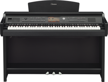 Yamaha CVP705 B Black Walnut Clavinova Digital Piano