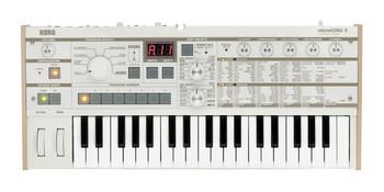 Korg microKORG XL+ with Free Korg Kaoss Mini - Keyboard