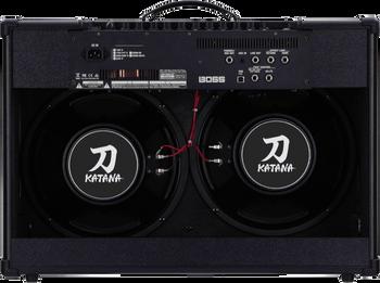 """Boss Katana-100 2x12"""" Guitar Combo Amplifier"""