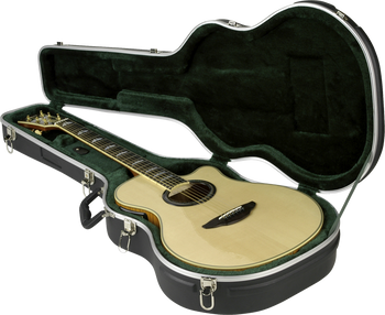 SKB 1SKB-3 Thin-line Acoustic/Classical Economy Guitar Case