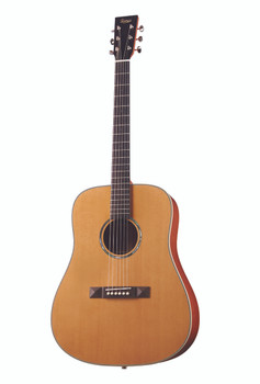 Tasman TA300-E Acoustic Electric Guitar