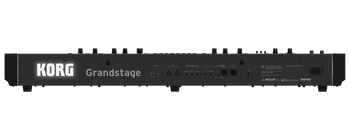 Korg Grandstage 73 Rear