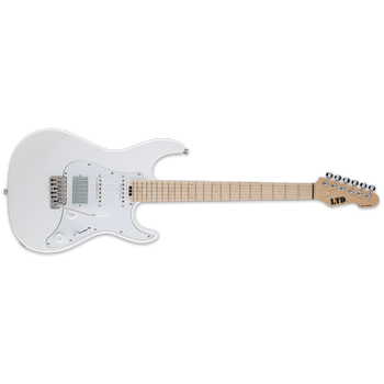 LTD SN-1000 Snapper Pearl White Electric Guitar