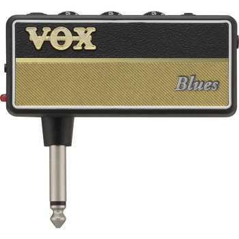 VOX amPlug G2 Blues Headphone Guitar Amp (AP2-BL)