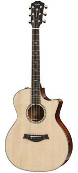 Taylor 814ce NAMM LTD - cocobolo / singing spruce front