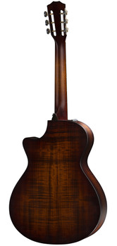 Taylor 312ce 12-Fret LTD Blackwood Lutz Spruce LTD Back