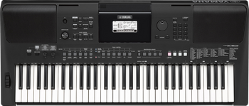 Yamaha Tyros 5-61 with Speakers Second Hand - Keyboard