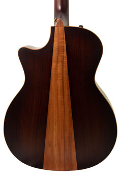 Taylor Custom Shop 400 Series Grand Auditorium All Blackwood (Clearance Item)
