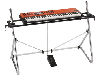 Vox Continental 61 with included stand