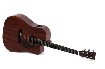 Sigma DMC-15E Acoustic/Electric Mahogany Guitar