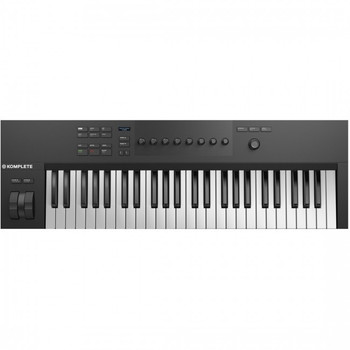Native Instruments Kontrol A61 Keyboard Controller  Top