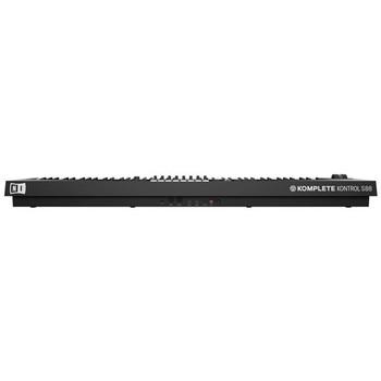 Native Instruments Komplete Kontrol S88 MK2 MIDI Controller Keyboard (NI-KKS88MK2)