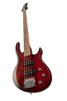 Gibson EB Bass 4 String 2019 Wine Red Satin