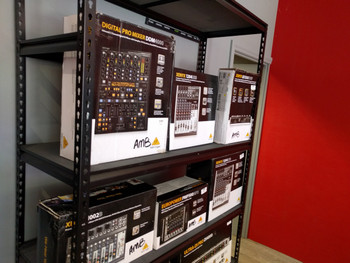 Behringer PA and Hitech |Ex Demo and Scratch n' Dent | 50% Off RRP!