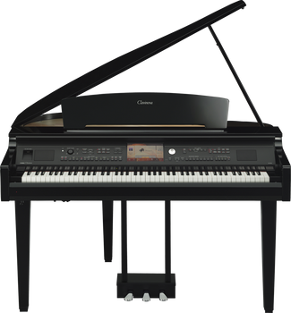 Trade In Yamaha CVP709GP Polished Ebony RRP $17495 Current Model