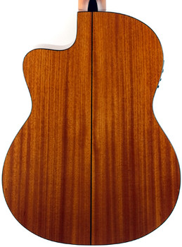 Katoh MCG40CEQ Cedar Sapele Nylon Electric Guitar