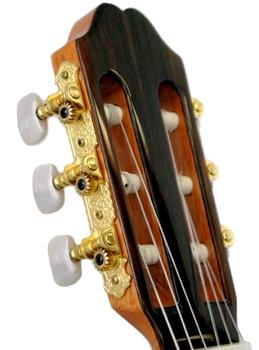 Katoh MCG50C Cedar Rosewood Nylon Guitar