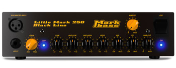 Markbass Little Mark 250 Black Line Bass Head
