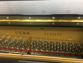 Yamaha UX30A 2 X Available Secondhand Piano 1992 & 1993