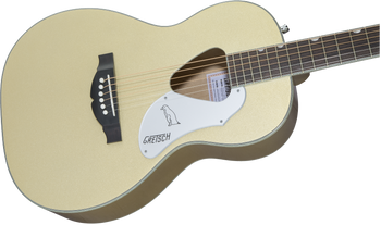 Gretsch G5021E Limited Edition Rancher™ Penguin™ Parlor, Rosewood Fingerboard, Casino Gold