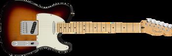 Fender Player Telecaster Maple Fingerboard 3-Color Sunburst