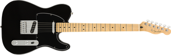 Fender Player Telecaster Maple Fingerboard Black