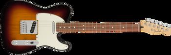 Fender Player Telecaster Pau Ferro Fingerboard 3-Color Sunburst