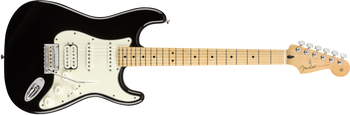 Fender Player Stratocaster HSS Maple Fingerboard Black