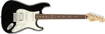 Fender Player Stratocaster HSS Pau Ferro Fingerboard Black