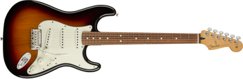 Fender Player Stratocaster Pau Ferro Fingerboard 3-Color Sunburst